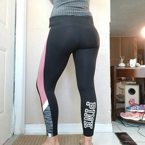Nwot, vs pink ankle ultimate yoga leggings